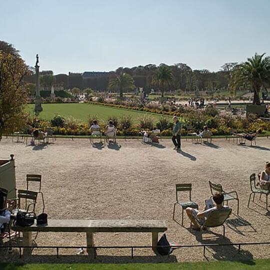 Vorschaubild zu Jardin du Luxembourg