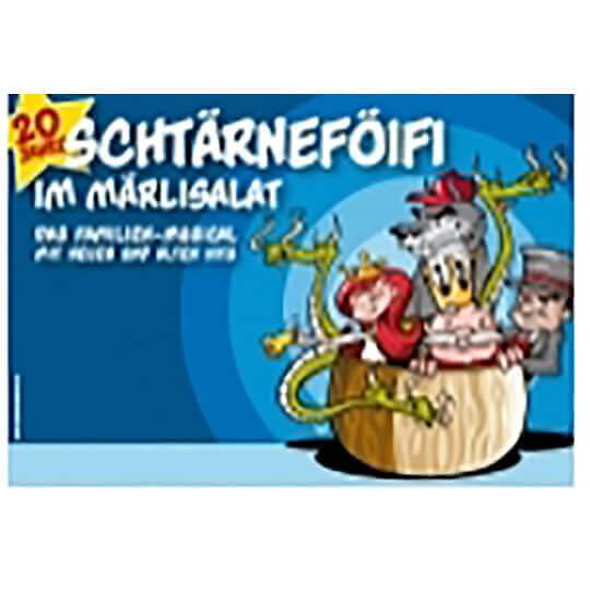 Logo zu Winterthur - Pippi feiert Geburtstag - Kindermusical für Klein  und Gross!