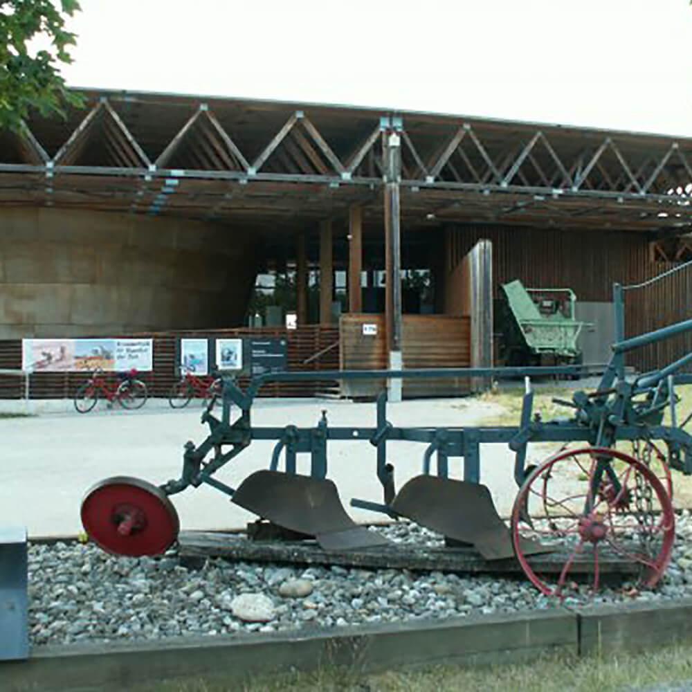Schweiz. Landwirtschaftsmuseum Burgrain