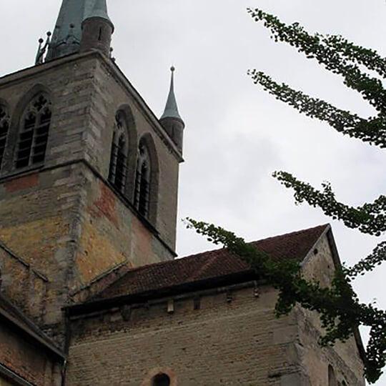 Vorschaubild zu Abteikirche aus dem 11. Jahrhundert