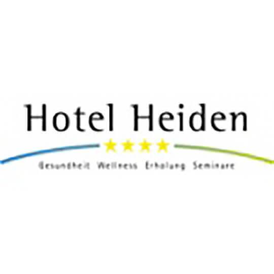 Logo zu Hotel Heiden - Wellness - Erholung und Genuss in der Ostschweiz