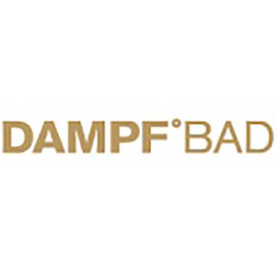 Logo zu DAMPF°BAD Basel - Berührt die Sinne