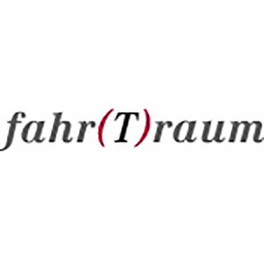 Logo zu fahr(T)raum, Mattsee