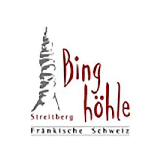 Logo zu Binghöhle - Streitberg
