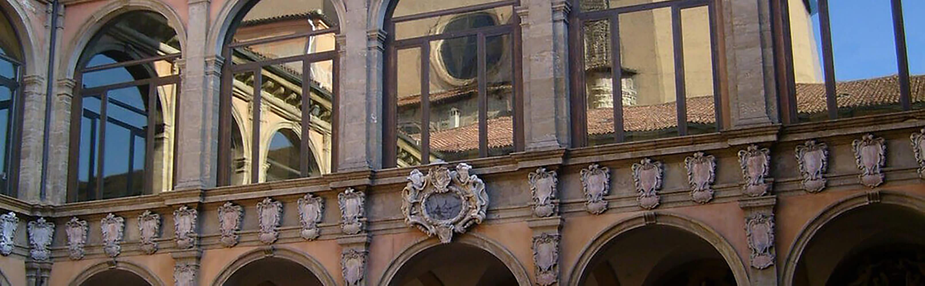 Palazzo dell'Archiginnasio 1