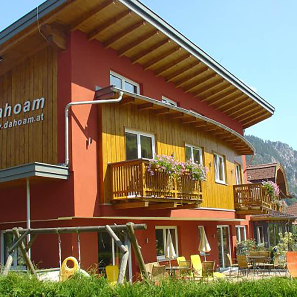 Familienfreundliche Apartments im Salzburger Land
