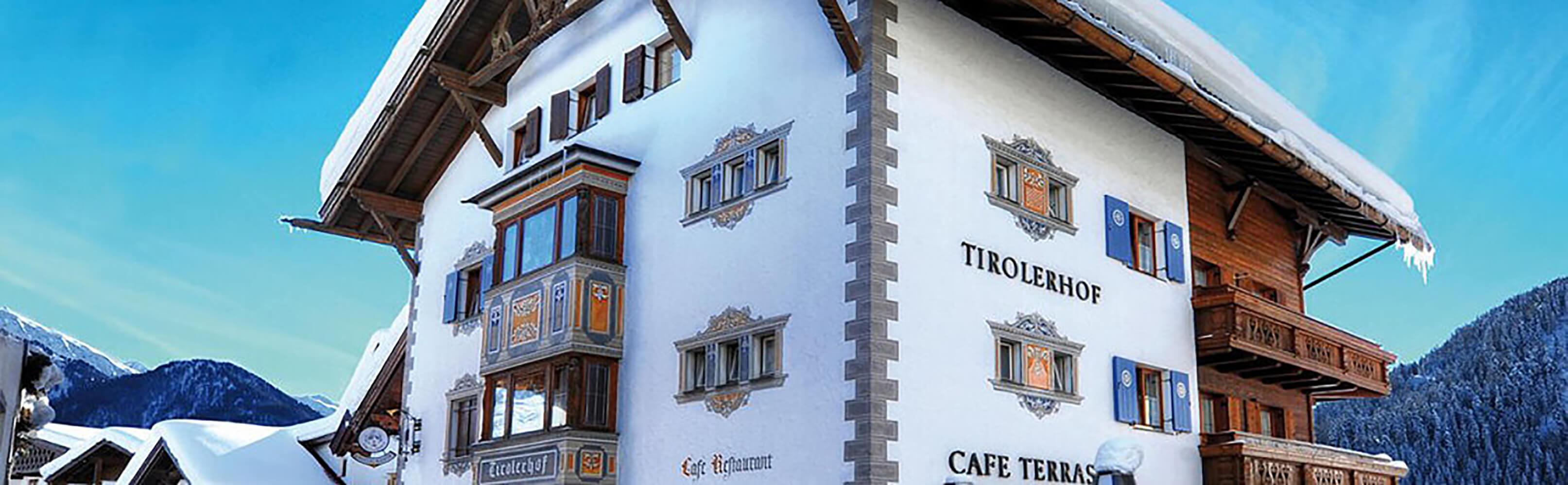 Tirolerhof - 3 Sterne Hotel in Serfaus 1