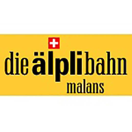 Logo zu Älplibahn Malans