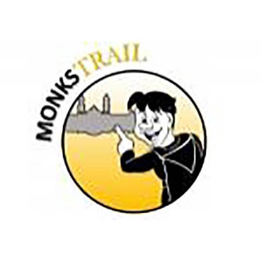 Logo zu Einsiedeln Monkstrail - die Schnitzeljagd quer übers Einsiedler Klostergelände!