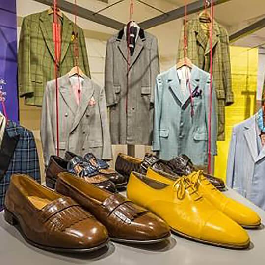 Vorschaubild zu Musée suisse de la mode Yverdon-les-Bains