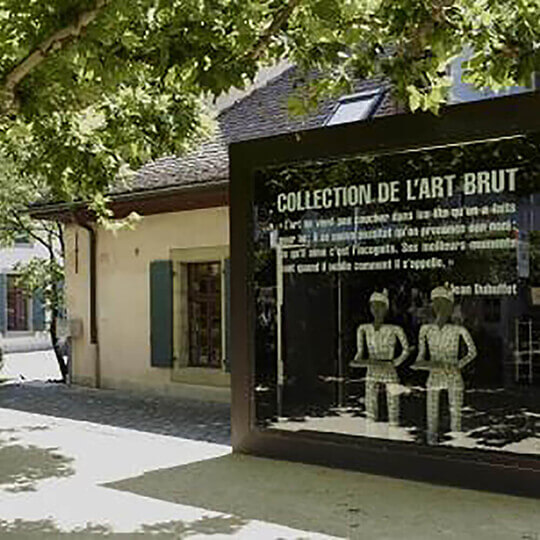 Vorschaubild zu Collection de l'Art Brut Lausanne