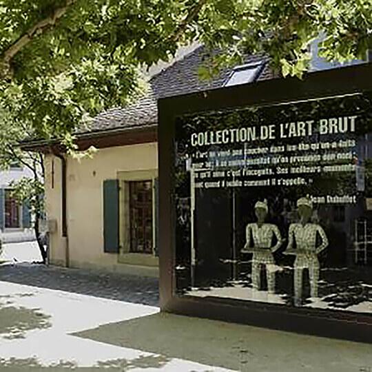 Vorschaubild zu Collection de l'Art Brut Lausanne