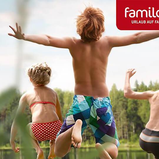 Vorschaubild zu Familotel AG .::. Kinderhotels, Babyhotels, Wellnesshotels, Reiterferien