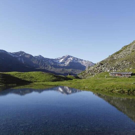 Meraner Land - Alpin-mediterrane Lebensqualität 10