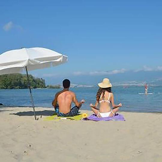 Vorschaubild zu Yvonand – Sonne, Strand und viele Wandermöglichkeiten
