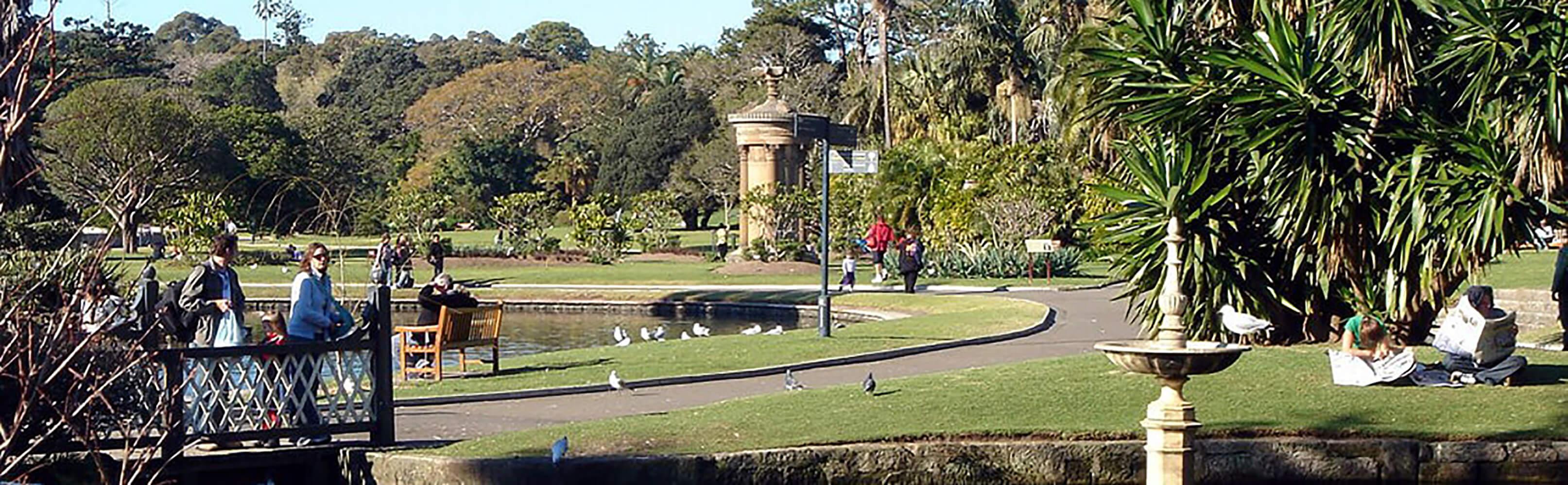 Royal Botanic Gardens (Sydney) 1