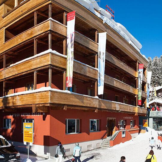 Arosa Vetter Hotel 10