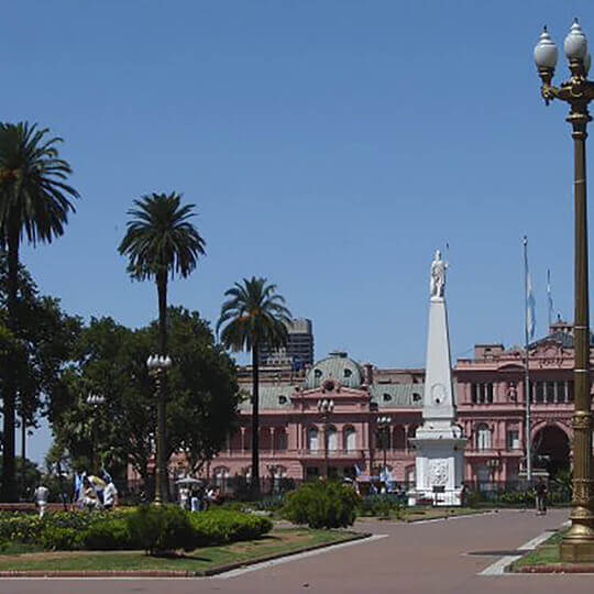 Vorschaubild zu Plaza de Mayo Buenos Aires