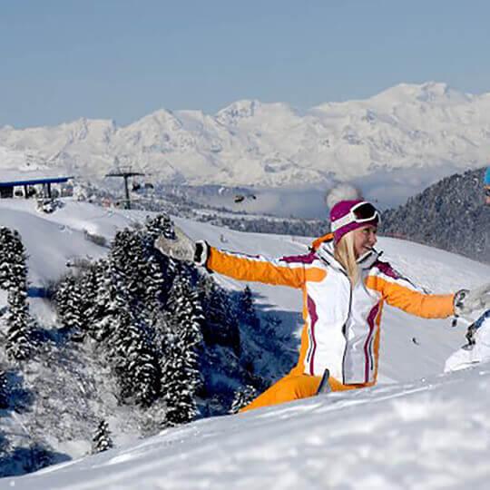 Val di Fiemme - Am Fusse der Dolomiten