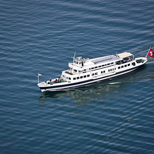 Vorschaubild zu Schweizerische Bodensee Schifffahrt