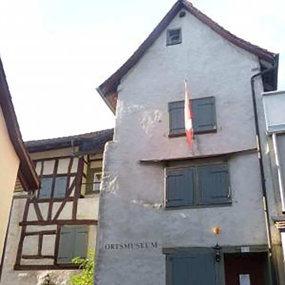 Ortsmuseum Beringen