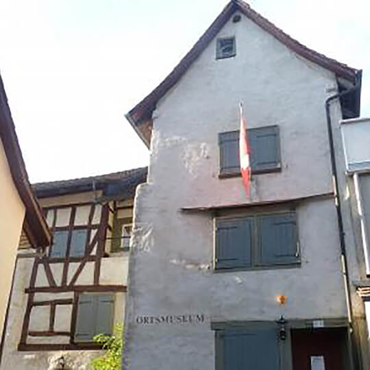 Vorschaubild zu Ortsmuseum Beringen