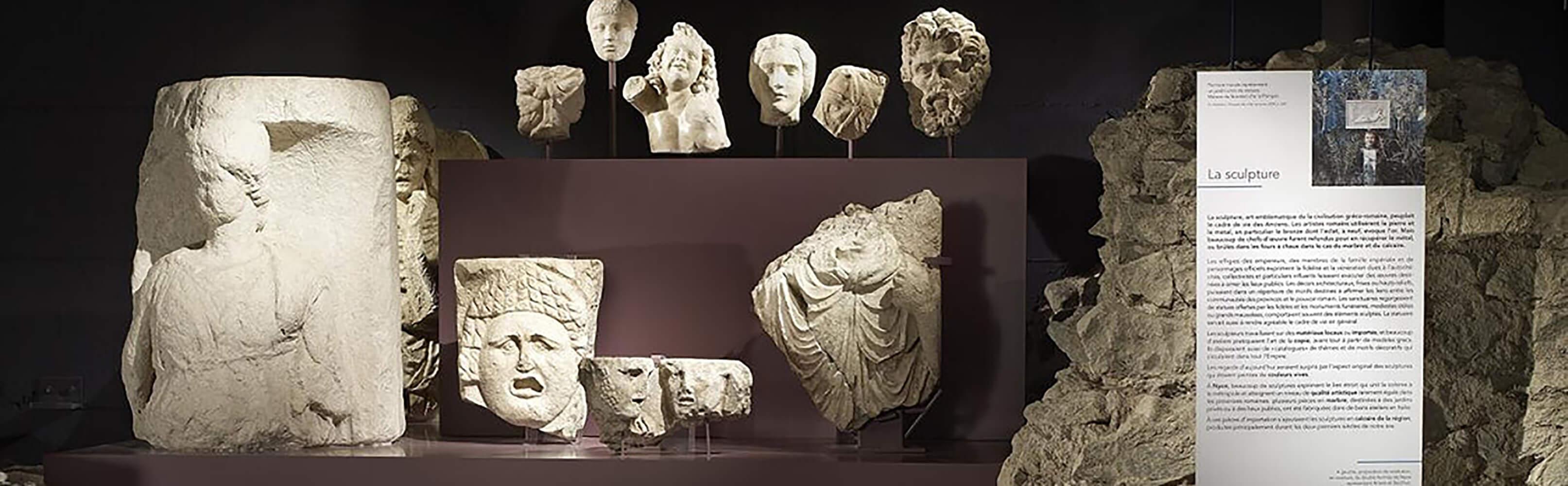 Musée romain - Römisches Museum Nyon  1