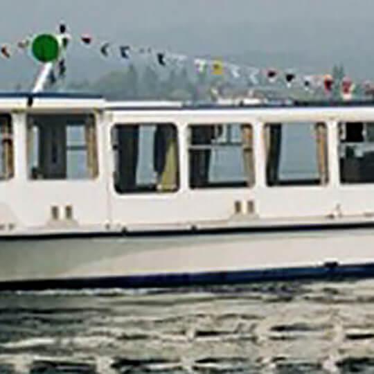 Vorschaubild zu Stoll Schifffahrten AG