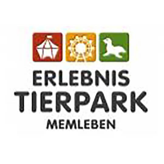 Logo zu Erlebnistierpark Memleben