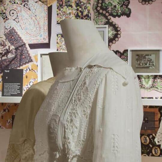 Textilmuseum Textilbibliothek St.Gallen 10