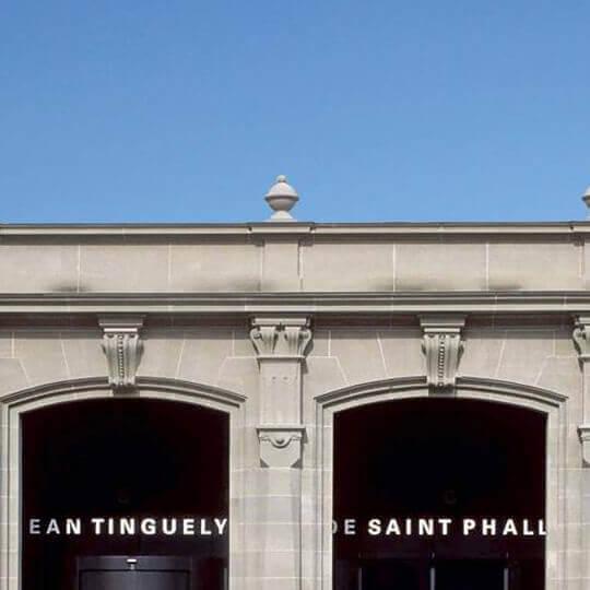 Espace Jean Tinguely - Niki de Saint Phalle, Fribourg 10