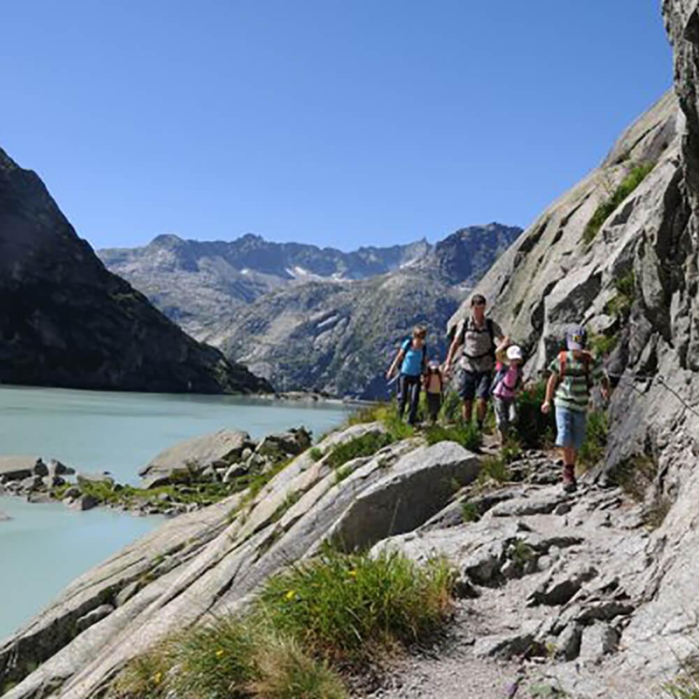 Hotel und Naturresort Handeck auf der Alp, am Fusse des Grimselpasses