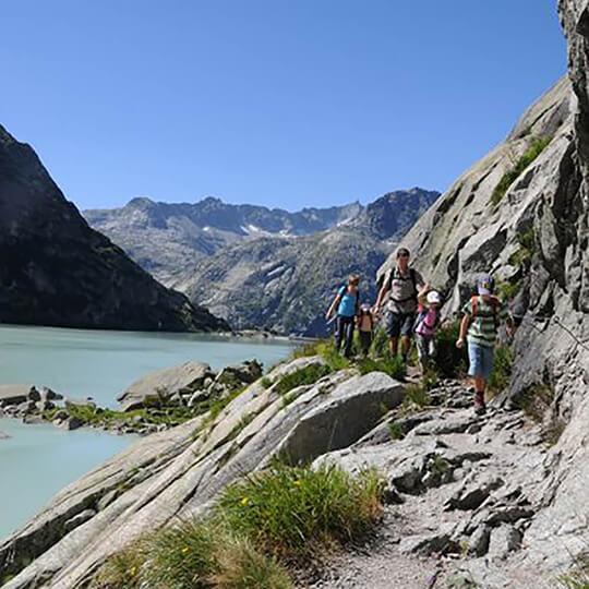 Vorschaubild zu Hotel und Naturresort Handeck auf der Alp, am Fusse des Grimselpasses