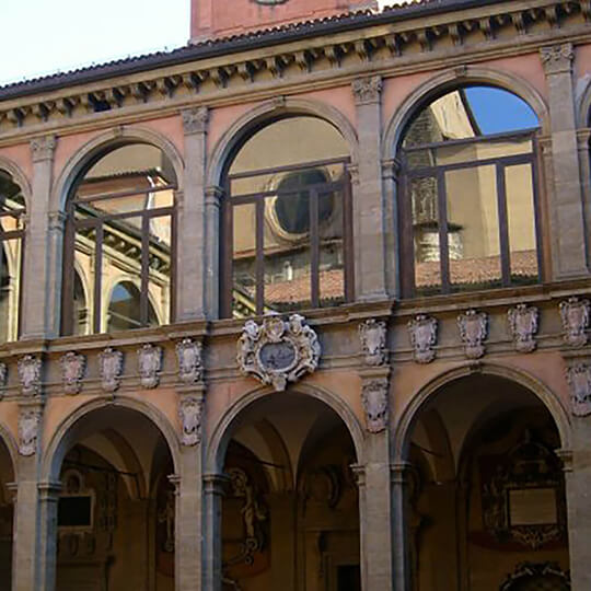 Vorschaubild zu Palazzo dell'Archiginnasio