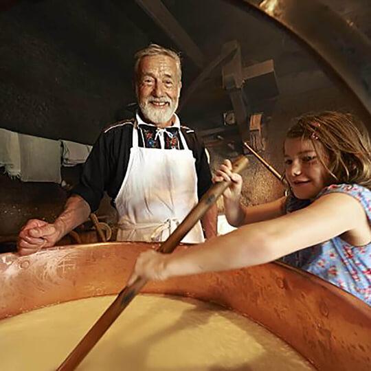 Vorschaubild zu Emmentaler Käseroute