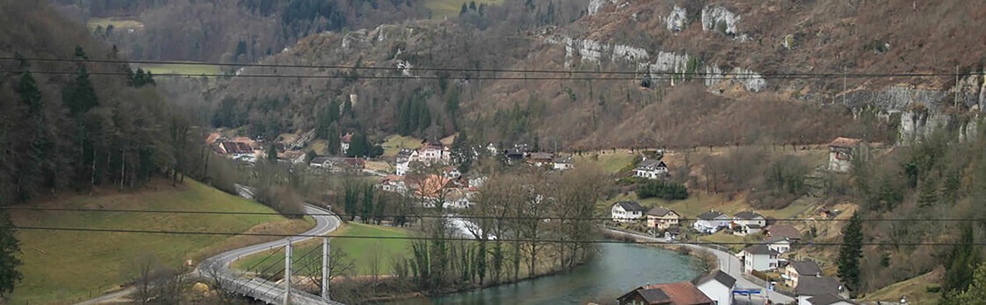 Ste-Ursanne Clos du Doubs 1