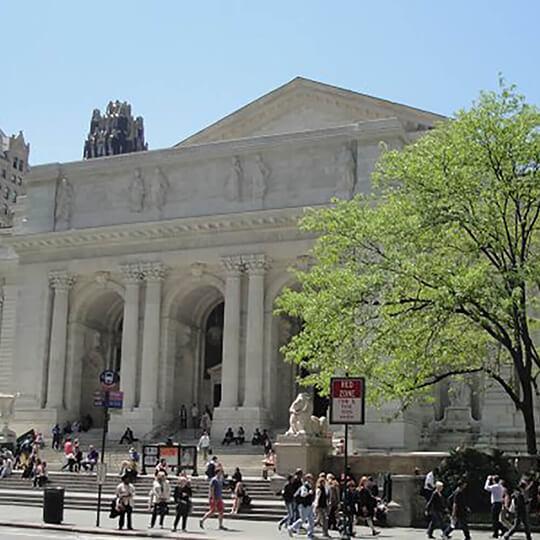 Vorschaubild zu New York Public Library