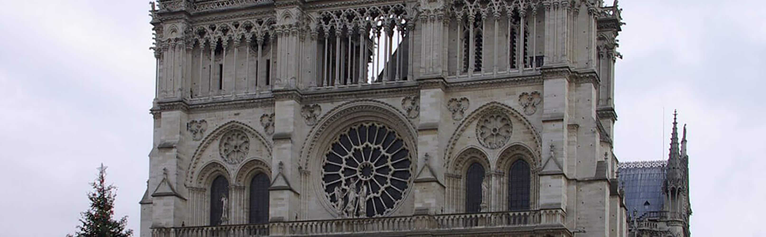 Kathedrale Notre-Dame de Paris 1