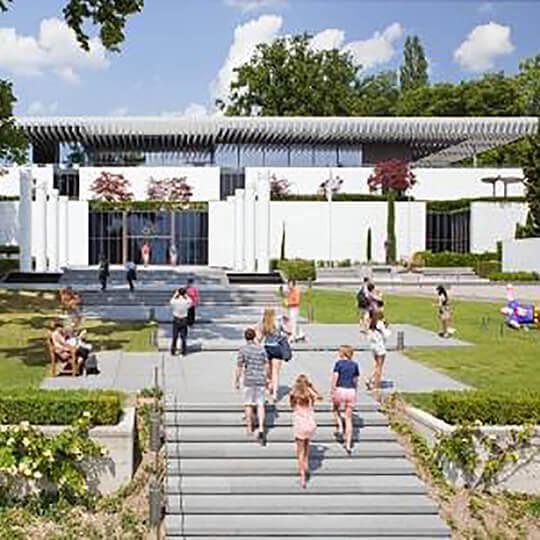 Das Olympische Museum Lausanne