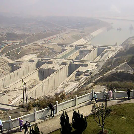Vorschaubild zu Drei-Schluchten-Damm