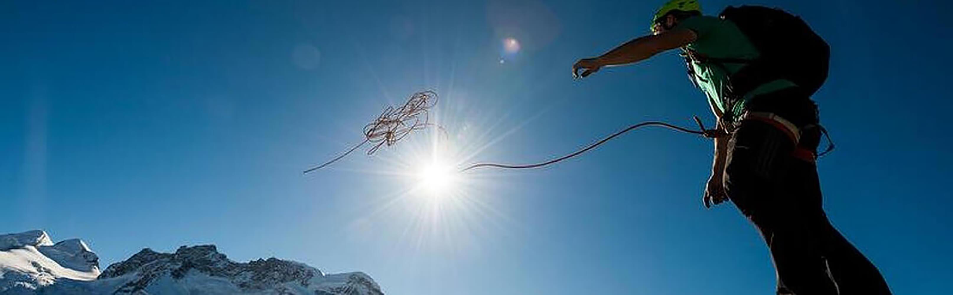 Breithorn Besteigung (4164 müM) Zermatt 1