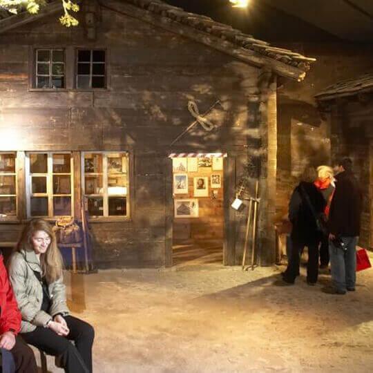 Matterhorn Museum - Zermatlantis Zermatt 10