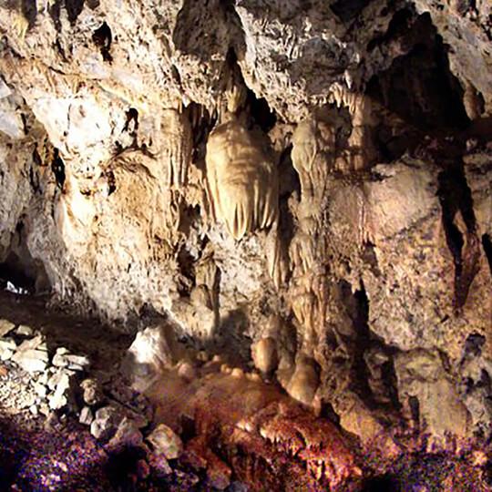 Vorschaubild zu Demänováer Freiheitshöhle