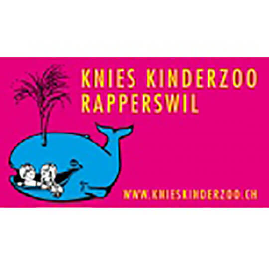 Logo zu Knies Kinderzoo in Rapperswil
