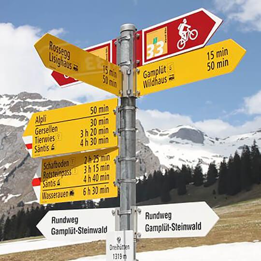 Vorschaubild zu Bergrestaurant und Bergbahn Gamplüt, Wildhaus/Toggenburg