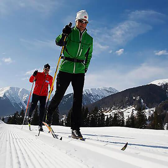 Vorschaubild zu Davos Klosters – Sportlich und vielseitig