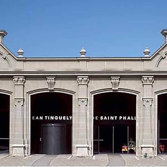 Vorschaubild zu Espace Jean Tinguely - Niki de Saint Phalle, Fribourg