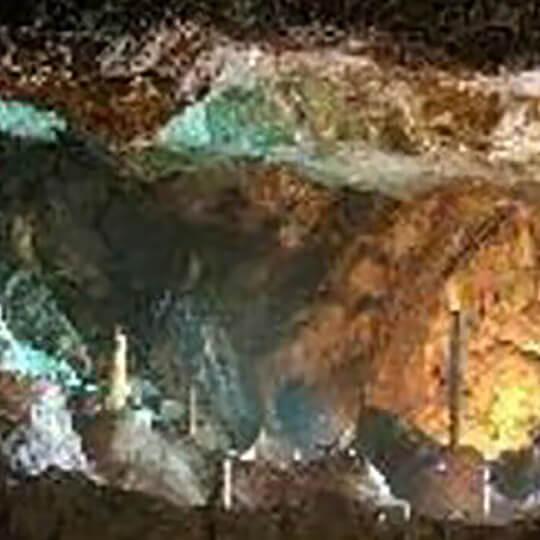 Vorschaubild zu Rübeländer Tropfsteinhöhlen