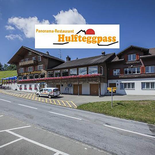 Vorschaubild zu Hulfteggpass / Witzweg / Wandern / Töfftreff / Ausflug / Zürich-St.Gallen