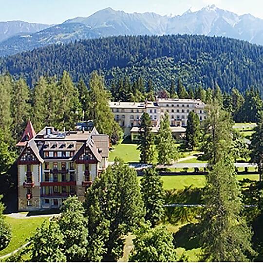 Vorschaubild zu Waldhaus Flims -  Mountain Resort & Spa